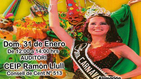 Srta Carnaval 2016