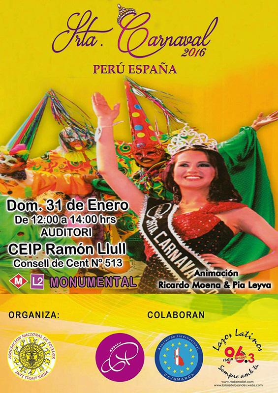 Srta. Carnaval 2016
